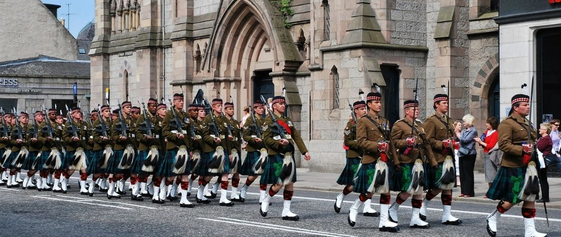 great britain scotland