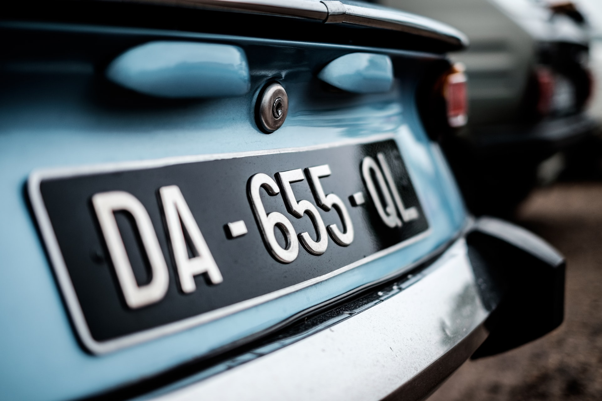 Number Plates Scotland